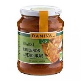 Raviolis Con Verduras 670Gr Bio