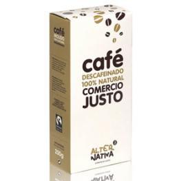 Cafe Descafeinado 250 Gr Bio