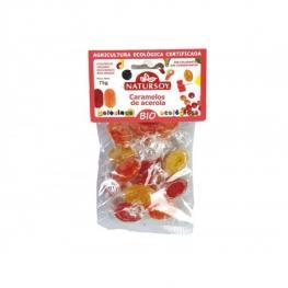 Caramelos de Acerola Con Vitamina C 75 Gr Bio