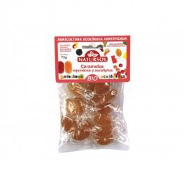 Caramelos de Equinacea y Eucaliptus 75 Gr Bio