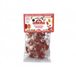 Caramelos de Fresa 75 Gr