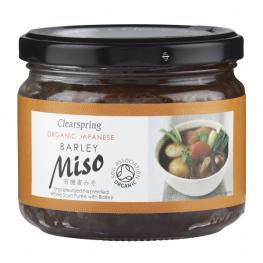 Mugi Miso No Pasteurizado (Cebada) 300 Gr Bio (Barley)