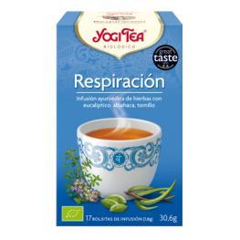 Yogi Tea Respiración 17 Bols. Eco