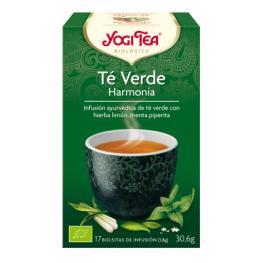 Yogitea Té Verde Armonía 17Bols.-Eco-
