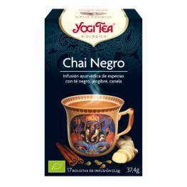 Yogitea Chai Negro 17 Bolsitas.