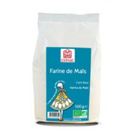 Harina de Maiz 500 Gr Bio