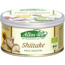 Pate Vegetal de Shitake 125G Bio