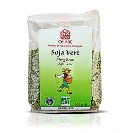 Soja Verde Mungo 500 Gr Bio