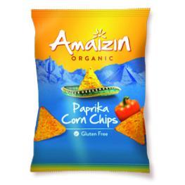 Chips Maiz Con Paprika 75 Gr