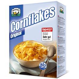 Cornflakes 375 Gr Bio
