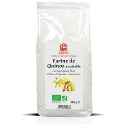 Harina de Quinoa 500 Gr Bio