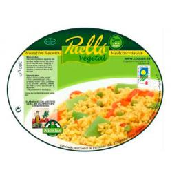 Paella Vegetal 300 Gr Bio Paello