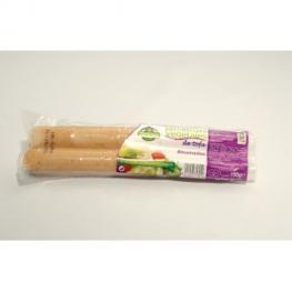 Salchichas Tofu Ahumadas 2 Uds 150 Gr Bio Chefranz