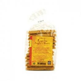 Galletas de Espelta Con Jengibre Nueces 175 Gr Bio