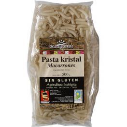Macarrones de Arroz Sin Gluten 500 Gr Bio