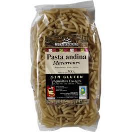 Macarrones de Arroz/quinoa Sin Gluten 500 Gr Bio