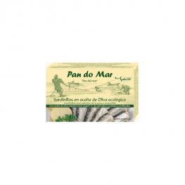 Sardinillas En Aceite de Oliva 120 Gr