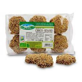Galletas Choco Sesamo 200 Gr Bio