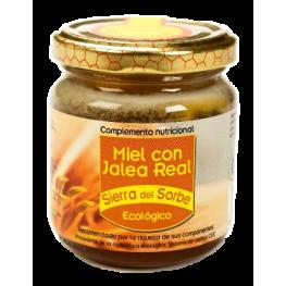 Miel Con Jalea Real 250 Gr Bio