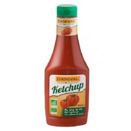 Ketchup Sin Azucar 560Gr Bio