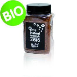 Cafe Instantaneo Liofilizado Bote 100 Gr Bio