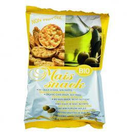 Snack Mini Tortitas Maiz Aceite de Oliva 50 Gr Bio