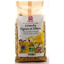 Crunchy de Higos y Fibra 500 Gr Bio