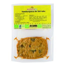 Hamburguesa Shitake Sin Gluten 150 Gr Bio