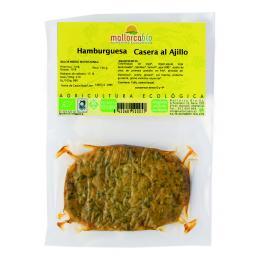 Hamburguesa Casera Al Ajillo Sin Gluten 150 Gr Bio
