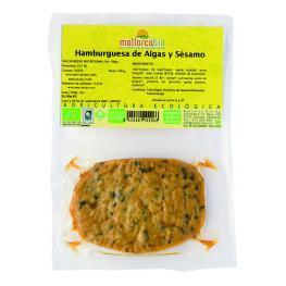Hamburguesa Algas y Sesamo Sin Gluten 150 Gr Bio