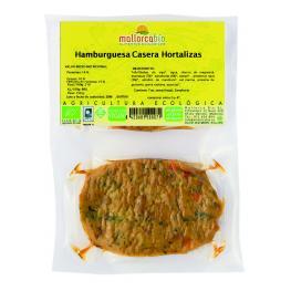 Hamburguesa Casera Hortalizas Sin Gluten 150 Gr Bio