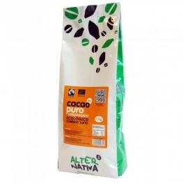 Cacao Puro Desgrasado 1 Kg Bio