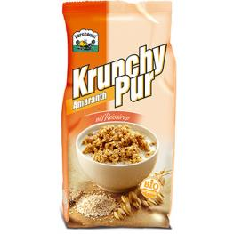 Crunchy Pure Amaranto S/a 750 Gr Bio