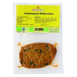 Hamburguesa Mediterranea Sin Gluten 150 Gr Bio