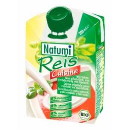 Nata Vegetal de Arroz 200 Ml Bio
