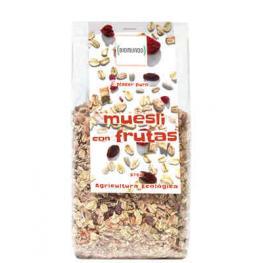 Muesli Frutas 375 Gr Bio
