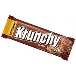 Barritas Crhunchy Chocolate 30 Gr Bio