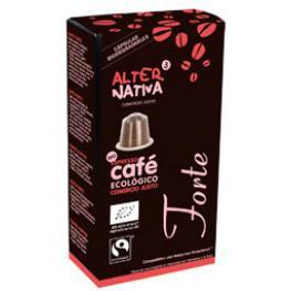 Cafe Forte 10 Cap Flo 5 Gr Bio