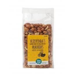 Cacahuetes Tostados 250 Gr Bio