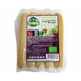 Salchichas Vegetales Tofu Ahumadas 200 Gr Bio