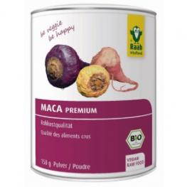 Maca Raw Food Polvo 150 Gr Bio Vegan