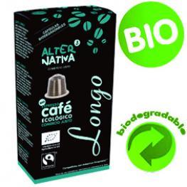 Cafe Longo 10 Cap Flo 5 Gr Bio
