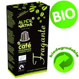 Cafe Fragante 10 Cap Flo 5 Gr Bio