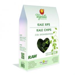 Kale Chips Raw 35 Gr Bio
