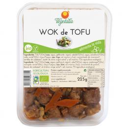 Wok de Tofu 225 Gr Bio