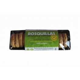 Rosquillas de Avena y Semillas 150 Gr Bio