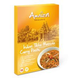 Pasta Curry Tikka Massala India 80 Gr Bio