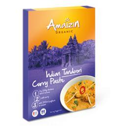 Pasta Curry Tandoori India 80 Gr Bio