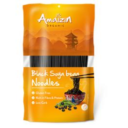 Noodles Soja Negra S/g 200 Gr Bio