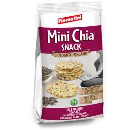 Snack Mini Maiz Chia S/g 50 Gr Bio